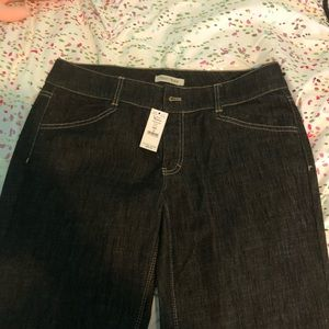 Banana republic sz 12 trouser pants NWT
